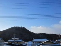 朝の信夫山117-0807