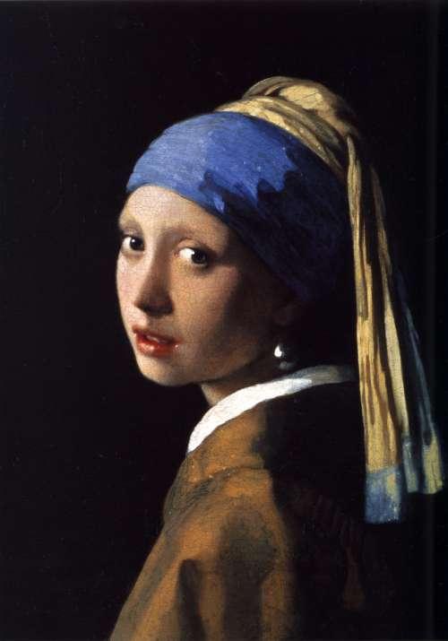 フェルメール/真珠の耳飾りの少女