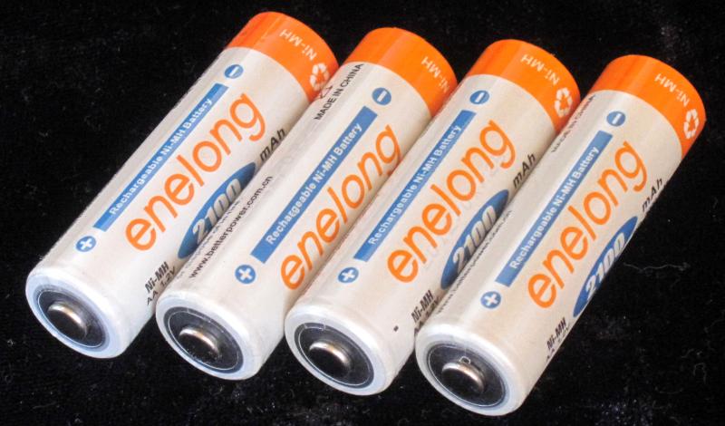 エネロング単3充電池
