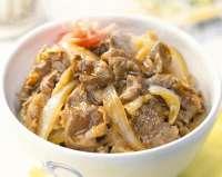 牛丼 おいしいレシピ - エバラ食品