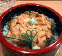 ウニ丼/幸寿司(久慈)