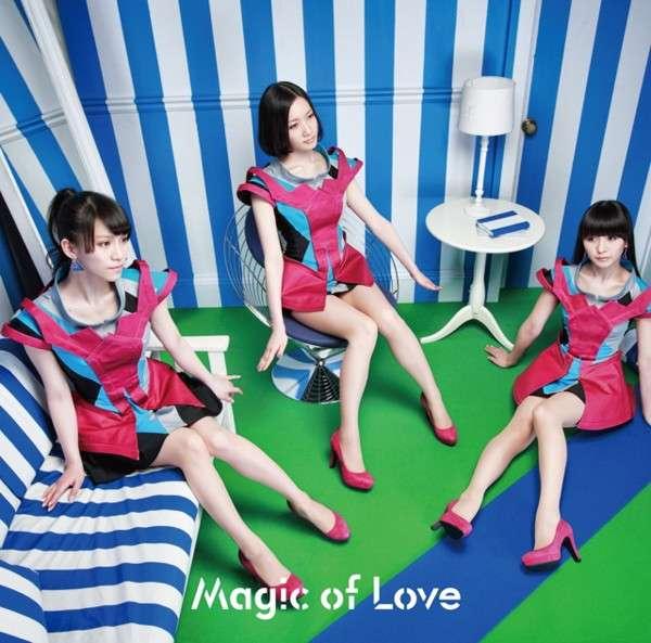 Perfume/Magic of Love(通常盤)
