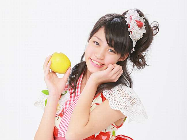りんご娘 王林