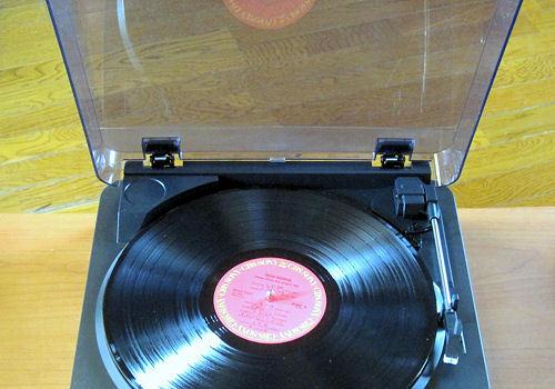レコードプレーヤーAT-PL300