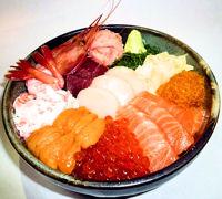 ポセイ丼/小樽ポセイ丼