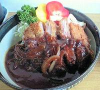 ウインブル丼/キッチンときわ(東京・板橋区ときわ台)