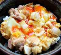 甲斐路軍鶏の親子丼/中村農場(山梨県北杜市・甲斐大泉)