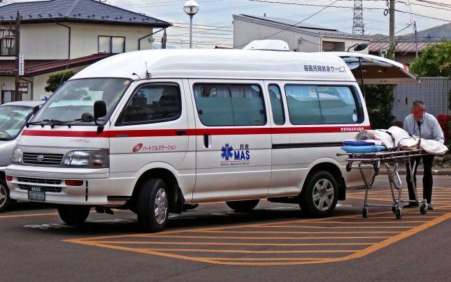 介護タクシー(ハートフルステーション)