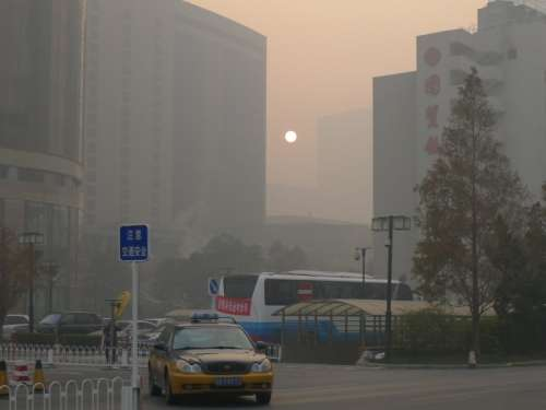 Beijing air - 無料写真検索fotoq